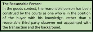 reasonable p
